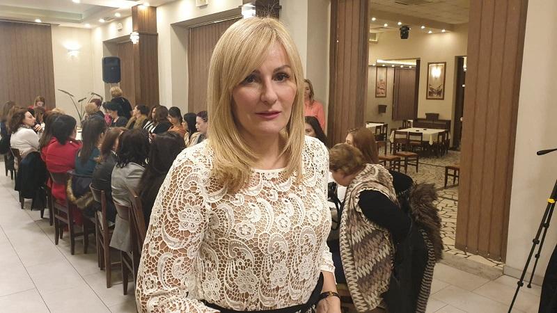 Direktorka Vladine kancelarije za ljudska i manjinska prava, Suzana Paunović