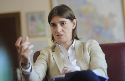 Ana Brnabić, Foto: O. Bunić