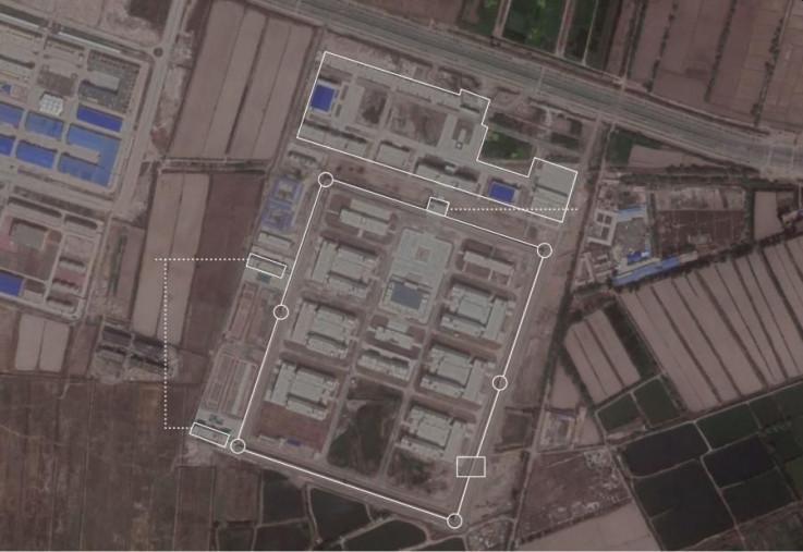 Logori u KiniFOTO: BAID MAPS