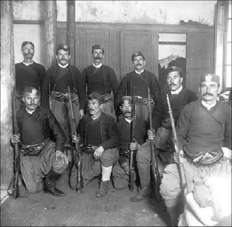 1.-Crnogorska-vojska-kralja-Nikole-I-Petrovića-je-1912-i-1913.-savila-Bošnjake-Plava-Gusinja-i-Pešteri-u-crno