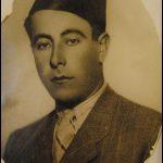 EKSKLUZIVNA FOTOGRAFIJA-Osman Zvizdić (1908-1944), streljan 21. decembra 1944. na Hadžetu