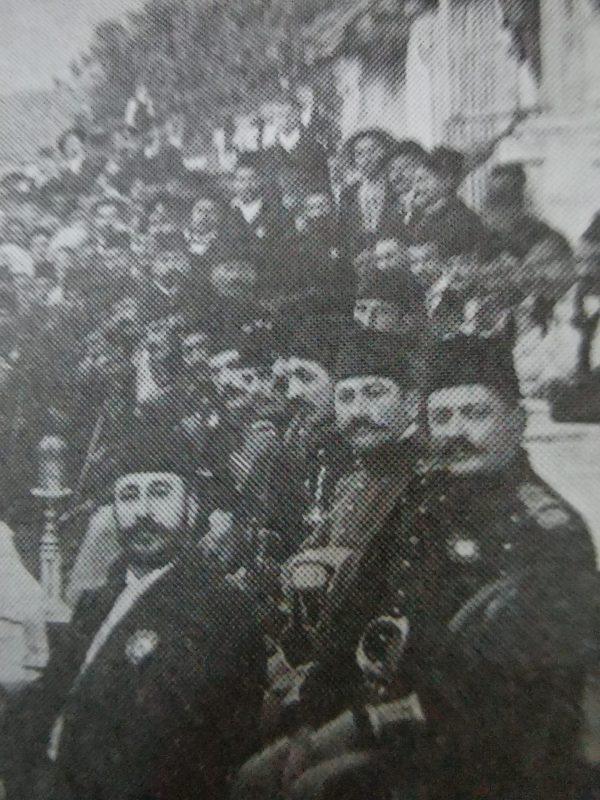 Poseta Novopazaraca u Rašku 27. VIII 1908. godine
