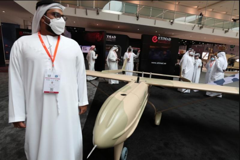 Sajam u Abu Dhabiju održava se svake dvije godine (AP)