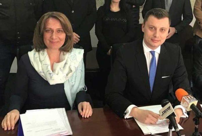 Samir Tandir i Sabira Hadziavdic