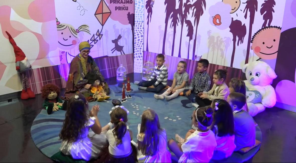 Priče za djecu na bosanskom jeziku / Tri rupe (Suada Hodžić)