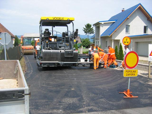 Ptujsko preduzeće CPIN i fabrike asfalta Kidričevo