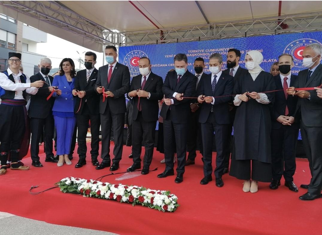 Čavušoglu: Odnosi Srbije i Turske na maksimumu, Novi Pazar u srcu