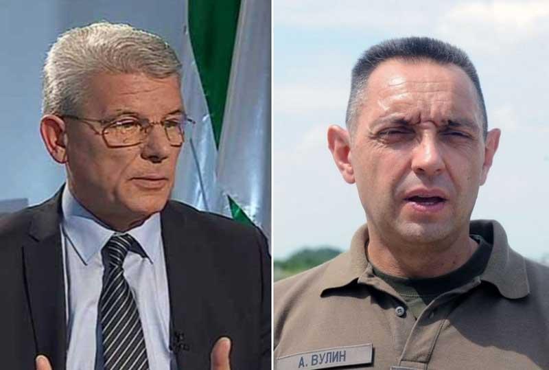 Nova sramotna izjava Vulina: Šefik Džaferović je dželat BiH i mira