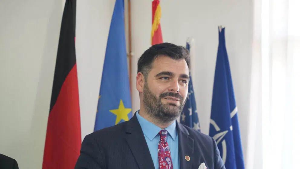Himna ignorisana nije intonirana u školama na jugu gde se nastava odvija na albanskom jeziku