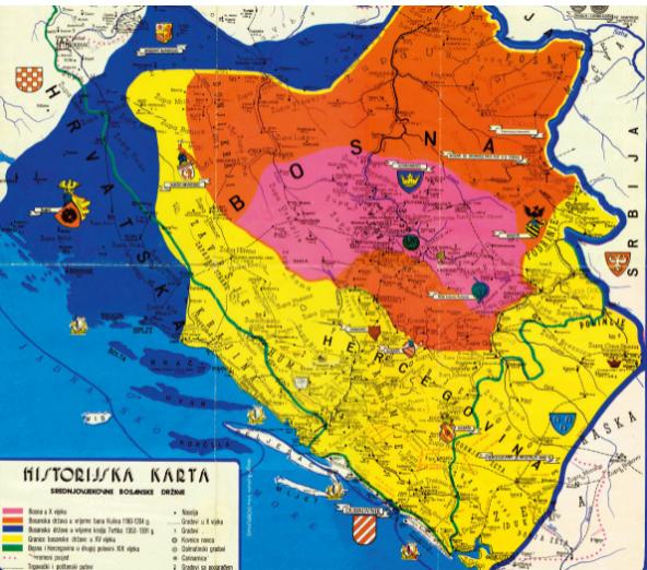 U Beču potvrđeno: Neoboriv dokaz da je bosanska državnost starija od državnosti susjeda