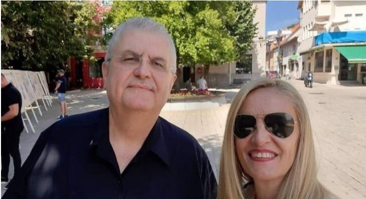 Kako je i najavio: Čanak stigao na Cetinje