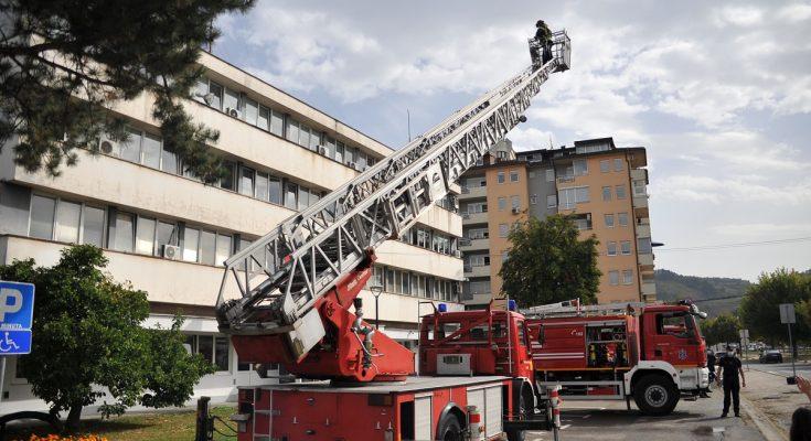 Vatrogasci Novi Pazar /FOTO SANA
