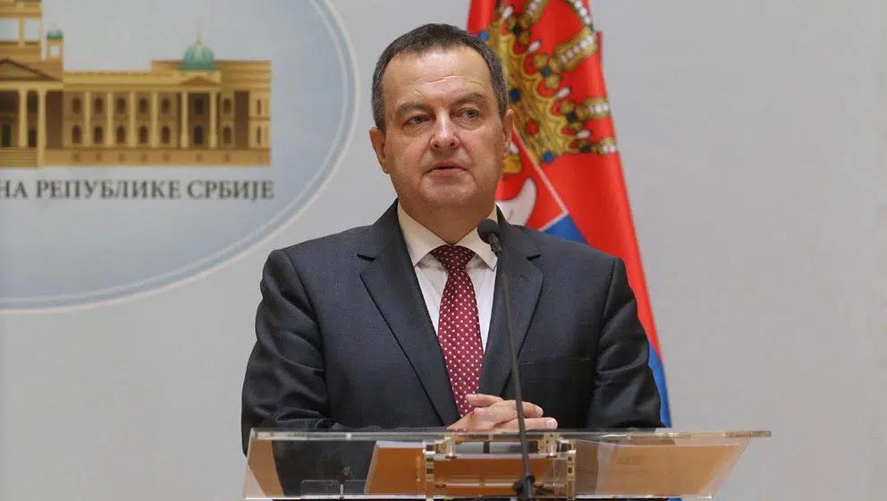 Dačić: Uhapsiti Nenada Čanka