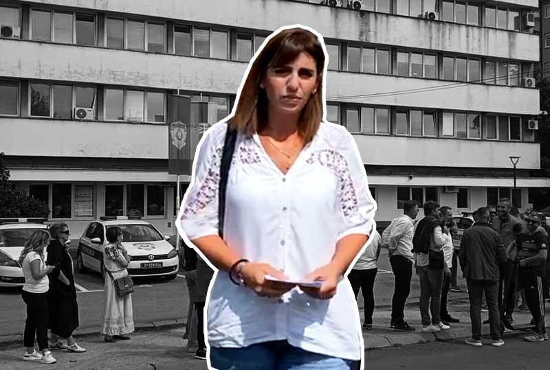 Privođenje učiteljice Adele osuđuju i Srbi: Koje je krivično djelo učinila?!
